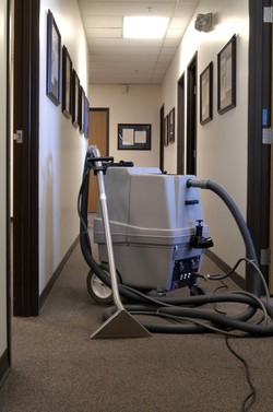 Commercial Carpet Cleaning in Guy Texas
