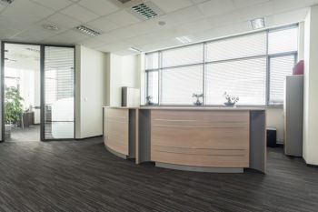 Office deep cleaning in Guy by Gold Star Services